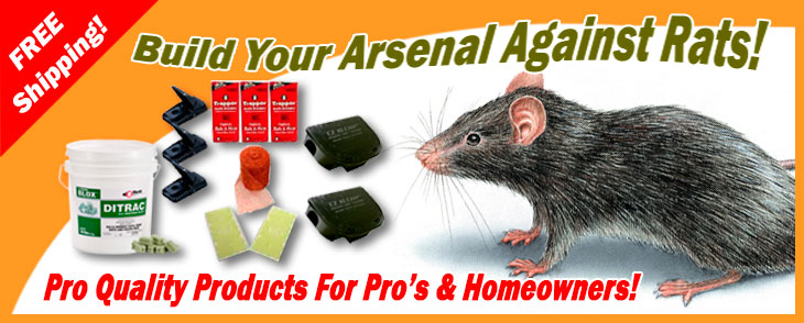 rat and mice control kit