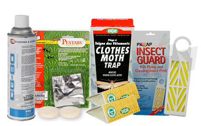Clothes Moth Kit