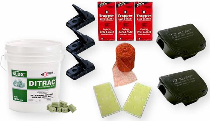 Rat Mouse Control Kit