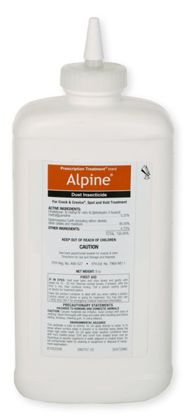 Alpine Dust Insecticide