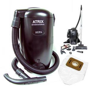 Atrix Bug Sucker Backpack HEPA Vacuum (VACBP1)