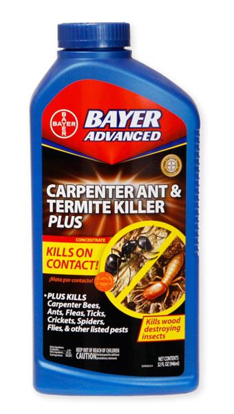 Bayer Advanced Carpenter Ant And Termite Killer Plus