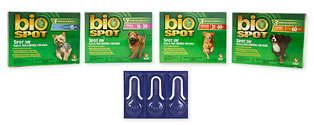 Bio Spot Flea Tick Control For Dogs
