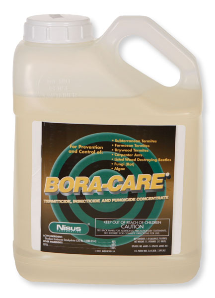 Bora Care Wood Treatment 1 Gallon Jug