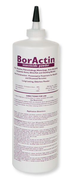 Borid Boric Acid Powder Dust