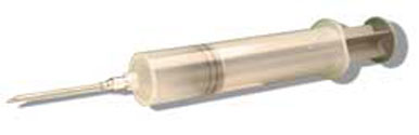 Stainless Steel Injector