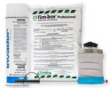 Drywood termite spot treatment kit