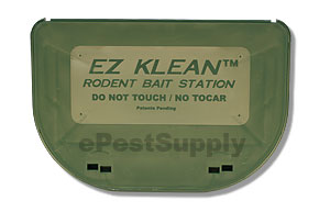 EZ Klean Rat Mouse Feeder Station Picture