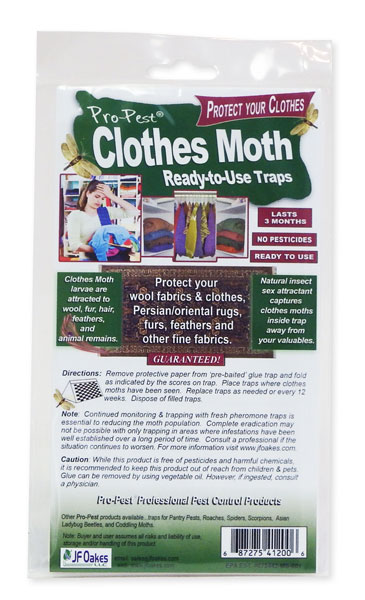 Pro Pest clothes moth trap