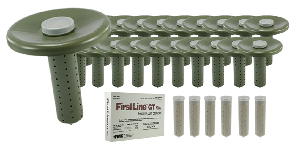 Firstline SmartDisk Termite Bait Station Kit
