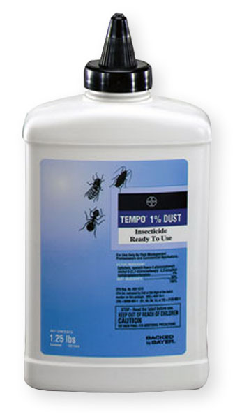 Tempo 1% Dust Insecticide