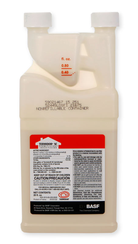 Termidor Insecticide Concentrate