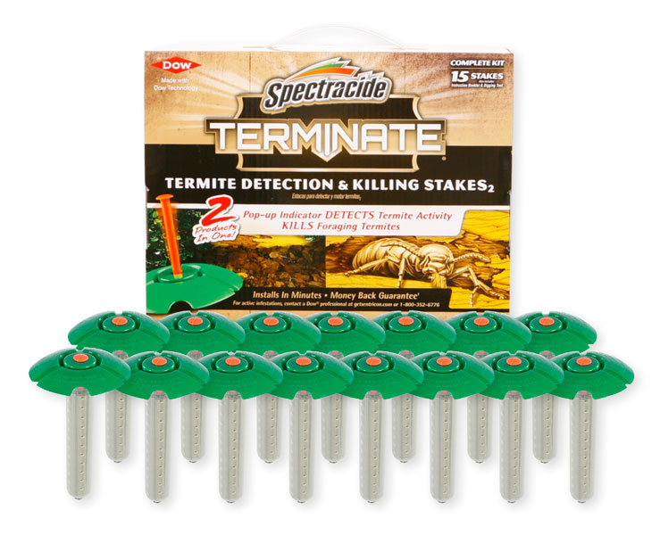 Do It Yourself Home Design: Spectracide Terminate Termite Killing Stakes