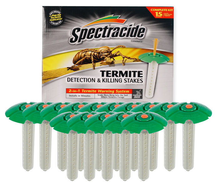 Terminate Termite Bait Station Kit