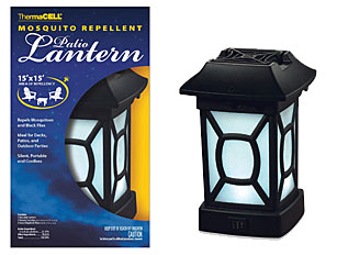 ThermaCell Patio Lantern ThermaCell Mosquito Patio Lantern