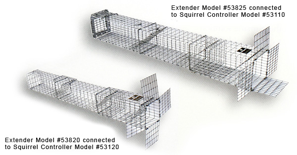 extender with controller