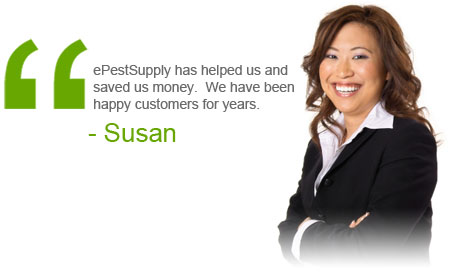 happy customer susan