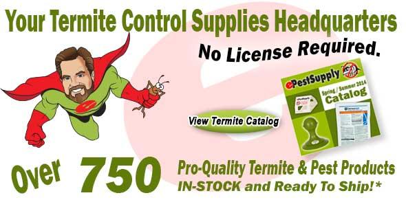 termite supplies