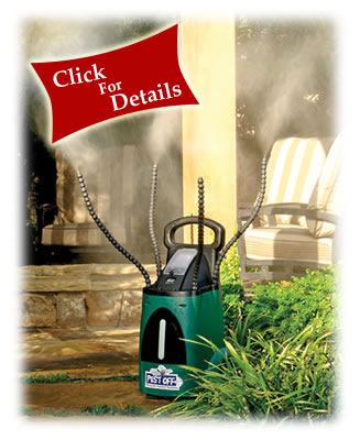 Mister Green Mosquito Control Misting System