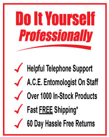 Do It Yourself Professionally Pest Control